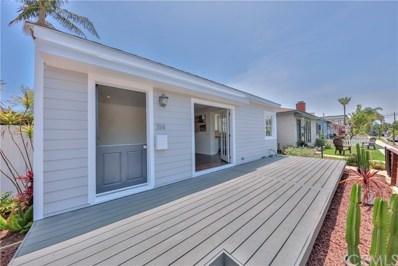 314 14th Street, Seal Beach, CA 90740 - MLS#: OC18150622