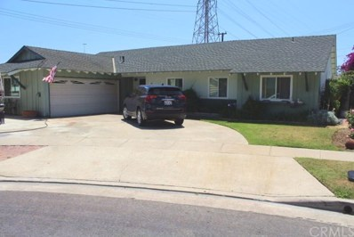 1621 S Bettes Place, Anaheim, CA 92804 - MLS#: OC18151131