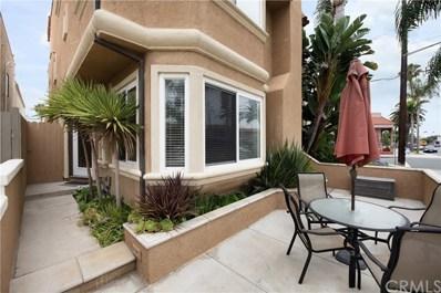 225 17th Street, Huntington Beach, CA 92648 - MLS#: OC18152257