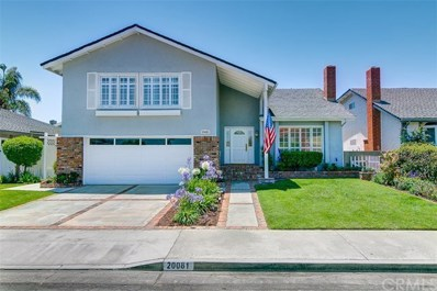 20081 Interior Lane, Huntington Beach, CA 92646 - MLS#: OC18153192