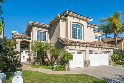21582 Honeysuckle Street, Rancho Santa Margarita, CA 92679 - MLS#: OC18153525