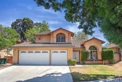 984 Ashford Circle, Corona, CA 92881 - MLS#: OC18154018