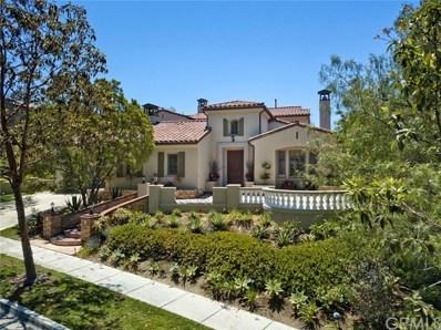 22 CREST TERRACE, Irvine, CA 92603 - MLS#: OC18154051