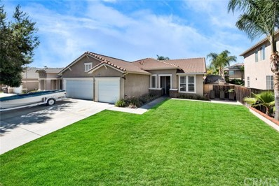 32148 Beaulieu Road, Winchester, CA 92596 - MLS#: OC18154575