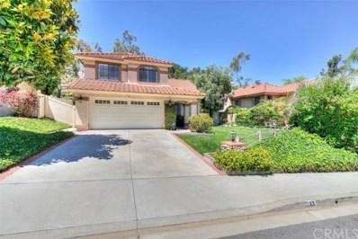 33 San Bonifacio, Rancho Santa Margarita, CA 92688 - MLS#: OC18154632