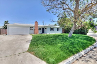 2511 W Keys Lane, Anaheim, CA 92804 - MLS#: OC18155962