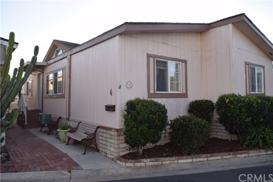 824 W 15th St UNIT 4, Newport Beach, CA 92663 - MLS#: OC18156140