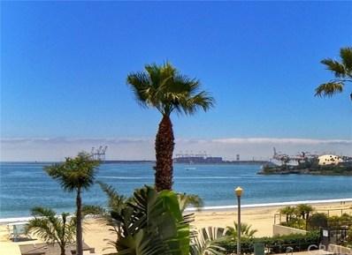 1400 E Ocean Boulevard UNIT 2203, Long Beach, CA 90802 - MLS#: OC18156261