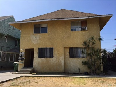 1712 W 24th Street, Los Angeles, CA 90018 - MLS#: OC18156451