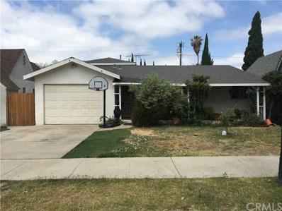 1128 S Parton Street, Santa Ana, CA 92707 - MLS#: OC18156925
