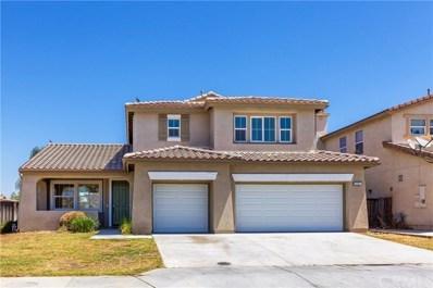 2887 Violet Drive, San Jacinto, CA 92582 - MLS#: OC18157112