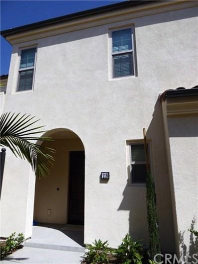 118 Holly Springs, Irvine, CA 92618 - MLS#: OC18157323