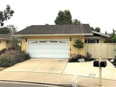 17 Sparrowhawk, Irvine, CA 92604 - MLS#: OC18158369