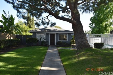 2145 N Orange Olive Road UNIT 8, Orange, CA 92865 - MLS#: OC18158883