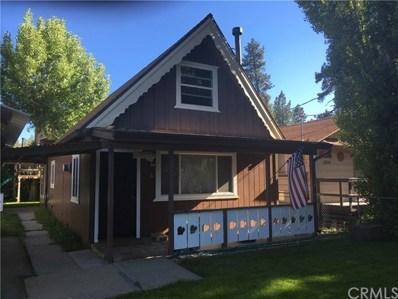 1026 W Country Club Boulevard W, Big Bear, CA 92314 - MLS#: OC18160146