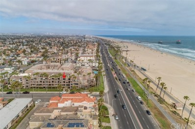1200 Pacific Coast UNIT 322, Huntington Beach, CA 92648 - MLS#: OC18160415
