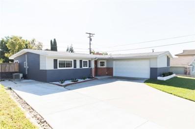 605 N Wrightwood Drive, Orange, CA 92869 - MLS#: OC18160635