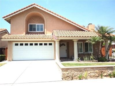 7 Via Gardenia, Rancho Santa Margarita, CA 92688 - MLS#: OC18161715