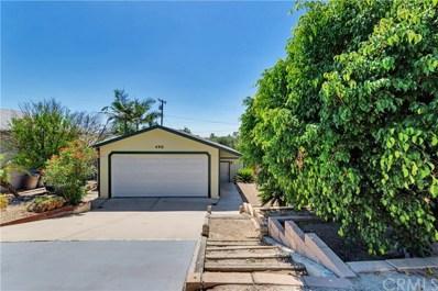 496 S Hill Street, Orange, CA 92869 - MLS#: OC18161872
