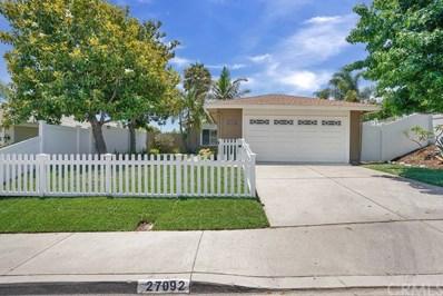 27092 Benidorm, Mission Viejo, CA 92692 - MLS#: OC18162370