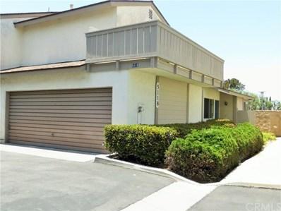 5118 W 1st Street UNIT A, Santa Ana, CA 92703 - MLS#: OC18163265