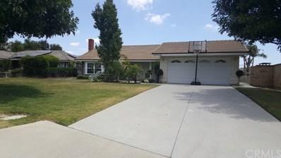 20740 Vista Del Norte, Yorba Linda, CA 92886 - MLS#: OC18164971