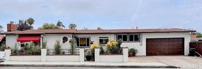 613 Avenida De La Estrella, San Clemente, CA 92672 - MLS#: OC18165366