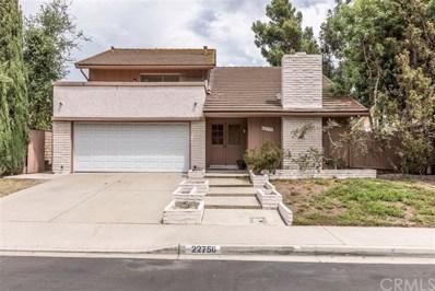 22756 Alturas Drive, Mission Viejo, CA 92691 - MLS#: OC18165878