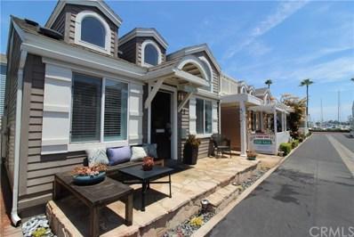 39 Drake Street UNIT 151, Newport Beach, CA 92663 - MLS#: OC18166210