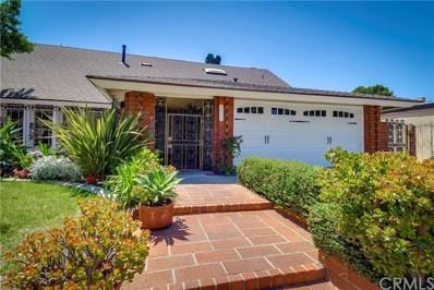 5212 Chablis Circle, Irvine, CA 92604 - MLS#: OC18166361