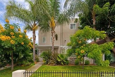 1124 Pacific Avenue UNIT 1D, Long Beach, CA 90813 - MLS#: OC18166401