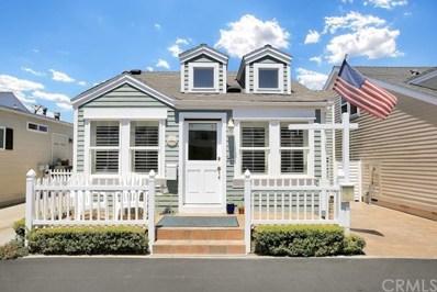 35 Fremont Street UNIT 141, Newport Beach, CA 92663 - MLS#: OC18167246