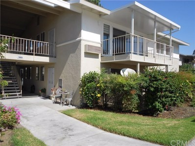 389 Avenida Castilla UNIT O, Laguna Woods, CA 92637 - MLS#: OC18168029
