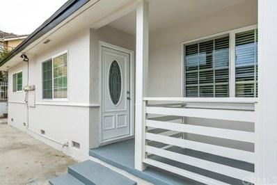 1634 206th, Torrance, CA 90501 - MLS#: OC18168358