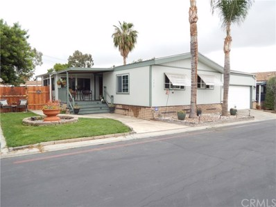 1550 Rimpau Avenue UNIT 153, Corona, CA 92881 - MLS#: OC18168375