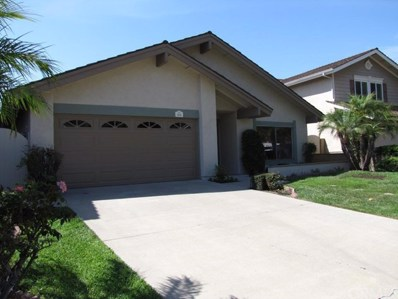 25631 Orchard Rim Lane, Lake Forest, CA 92630 - MLS#: OC18168424