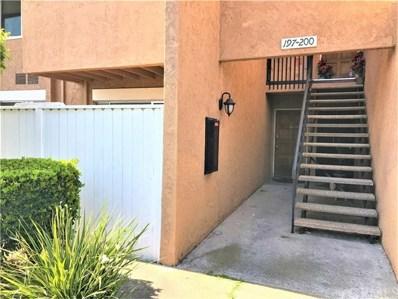 1101 W Macarthur Boulevard UNIT 197, Santa Ana, CA 92707 - MLS#: OC18168537