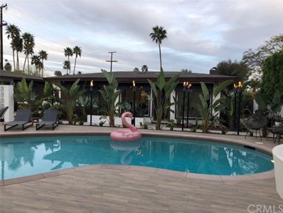 770 E Chuckwalla Road, Palm Springs, CA 92262 - MLS#: OC18168546