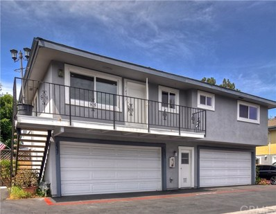 16397 De Anza Circle UNIT 56, Huntington Beach, CA 92649 - MLS#: OC18168787