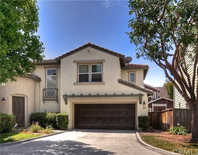 22 Fieldhouse, Ladera Ranch, CA 92694 - MLS#: OC18170640