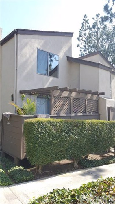 1344 Cabrillo Park Drive UNIT F, Santa Ana, CA 92701 - MLS#: OC18170757