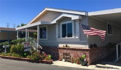 19361 Brookhur Street UNIT 89, Huntington Beach, CA 92646 - MLS#: OC18171013
