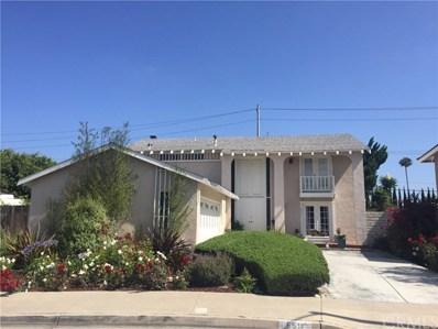 6511 Crista Palma Drive, Huntington Beach, CA 92647 - MLS#: OC18171798