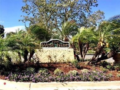 31644 W Nine Drive UNIT A114, Laguna Niguel, CA 92677 - MLS#: OC18171958