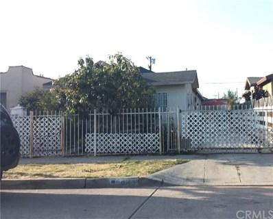 843 E 98th Street, Los Angeles, CA 90002 - MLS#: OC18172415
