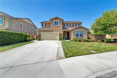 14716 Oak Leaf Drive, Eastvale, CA 92880 - MLS#: OC18174182