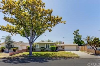 621 S Adria Street, Anaheim, CA 92802 - MLS#: OC18175675