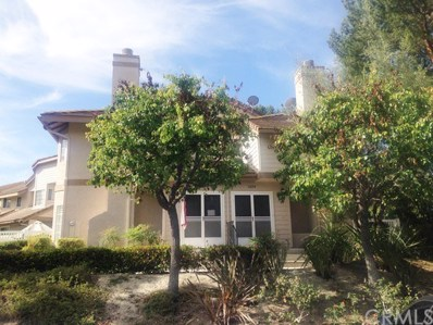 24374 Larchmont Court UNIT 69, Laguna Hills, CA 92653 - MLS#: OC18175855