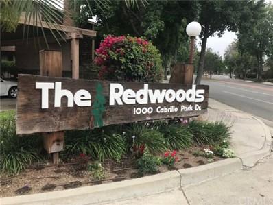 1004 Cabrillo Park Drive UNIT G, Santa Ana, CA 92701 - MLS#: OC18176025
