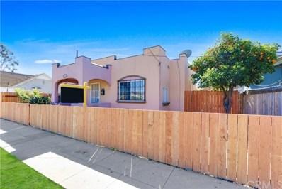 206 E La Palma Avenue, Anaheim, CA 92801 - MLS#: OC18176873